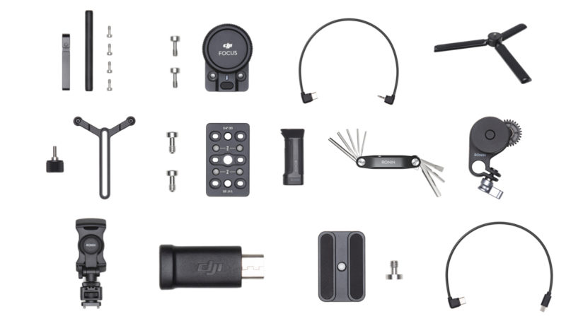 Purchase Ronin-SC Accessaries on DJI STORE