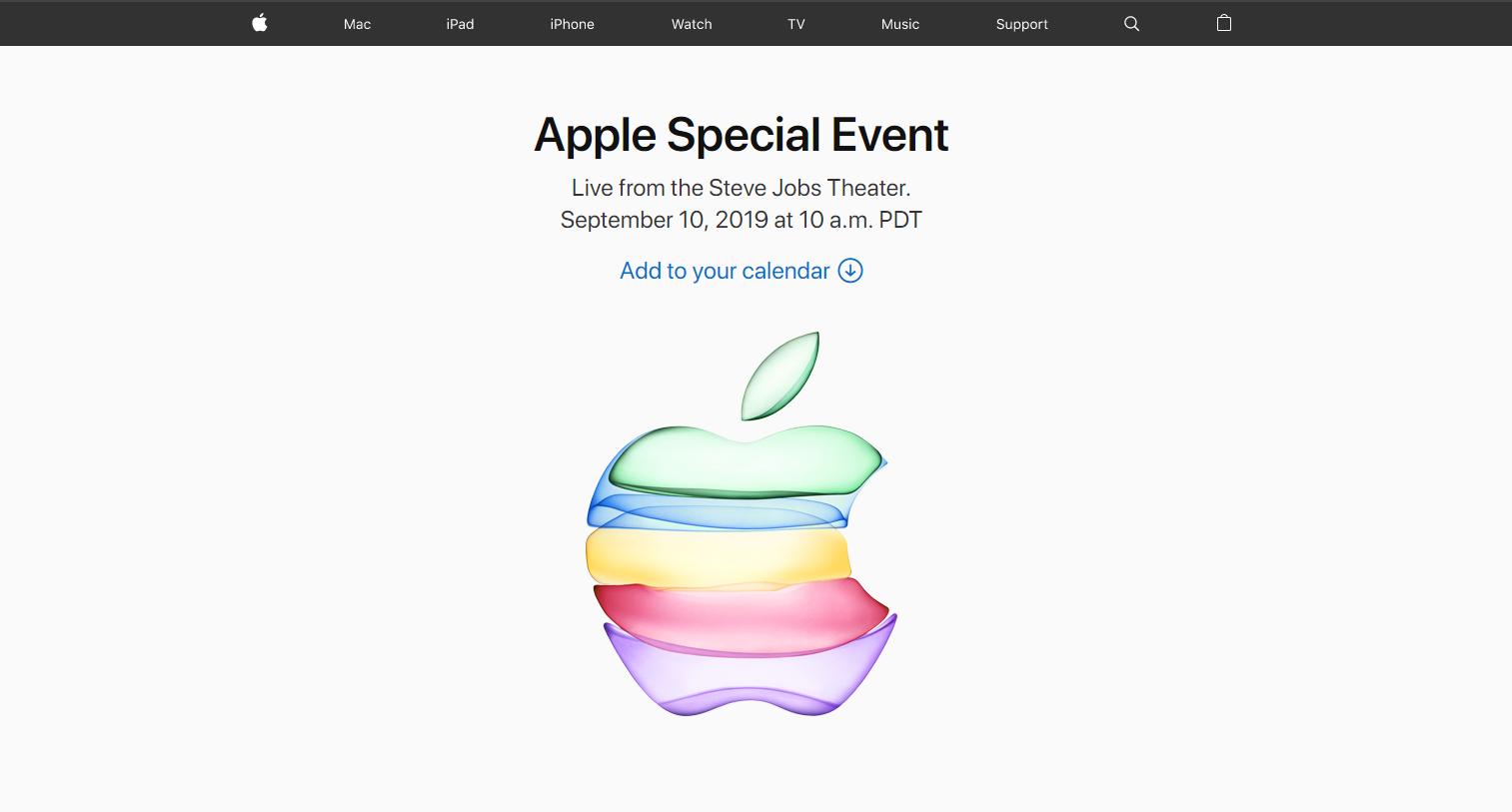 アップル9月10日にiPhone Pro/iPad Pro/16インチMacBook Proなど最新製品発表?Apple/最新スマホ予約購入情報2019年8月