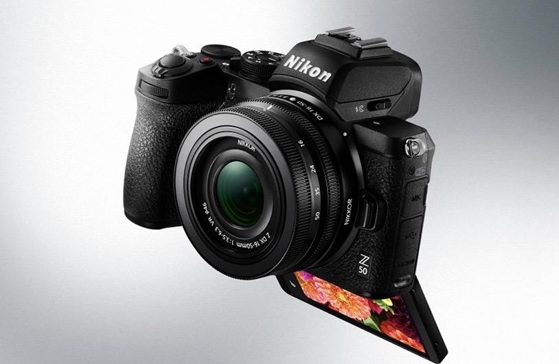 📸NIKON DXミラーレスカメラ「Z50」発表!11月下旬発売!価格比較最安値予約最新情報 2019年10月
