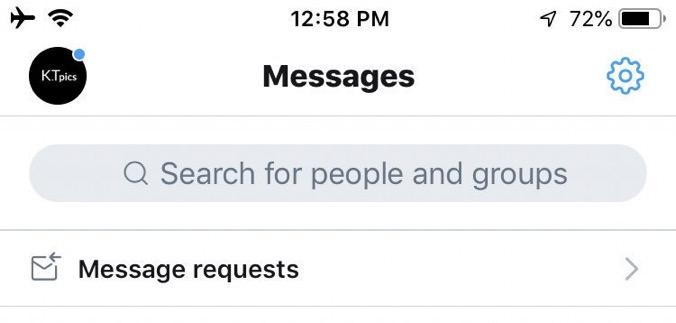 Twitter DM検索機能がiOSで正式実装。全ユーザーへ公開!ツイッター新機能/アップデート最新情報 2019年10月