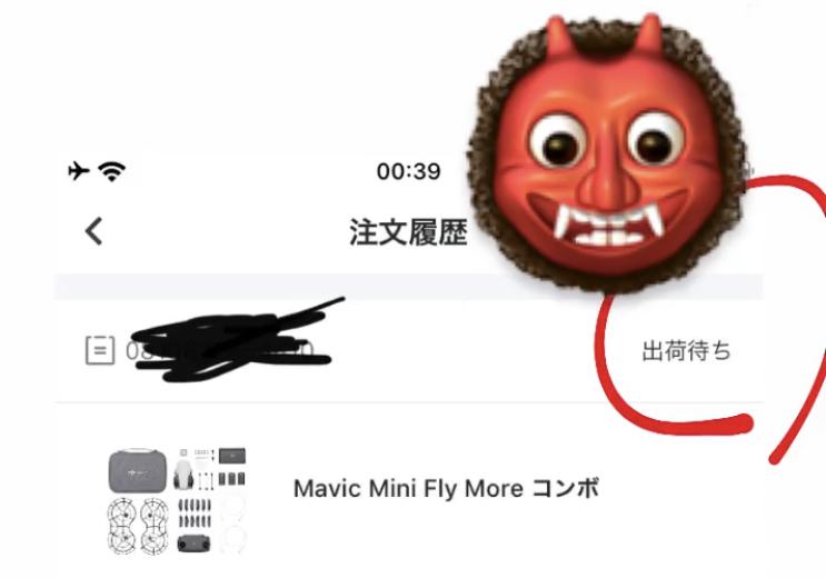 今更届いたMavic Miniフライモアコンボ。続・マビックミニは届かない。DJIドローン買ったのだが…一応レビュー予定。たぶん
