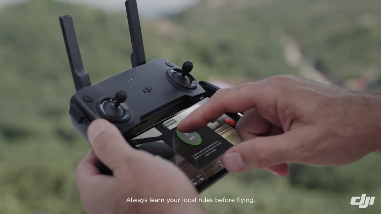 DJIがMavic Miniの新しい動画を公開。簡単操作で空撮可能。マビックミニ/DJIドローン 最新情報 2019年11月8日