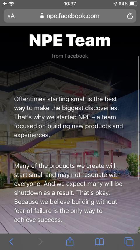 フェイスブック 🐳ミーム画像作成アプリ「Whale(鯨/くじら)」をカナダ限定公開!NPE Team from Facebookとは?FB新アプリ最新情報 2019年11月