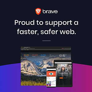 I received earnings of Brave Rewards as Brave Creator with PayPal in feb 2020