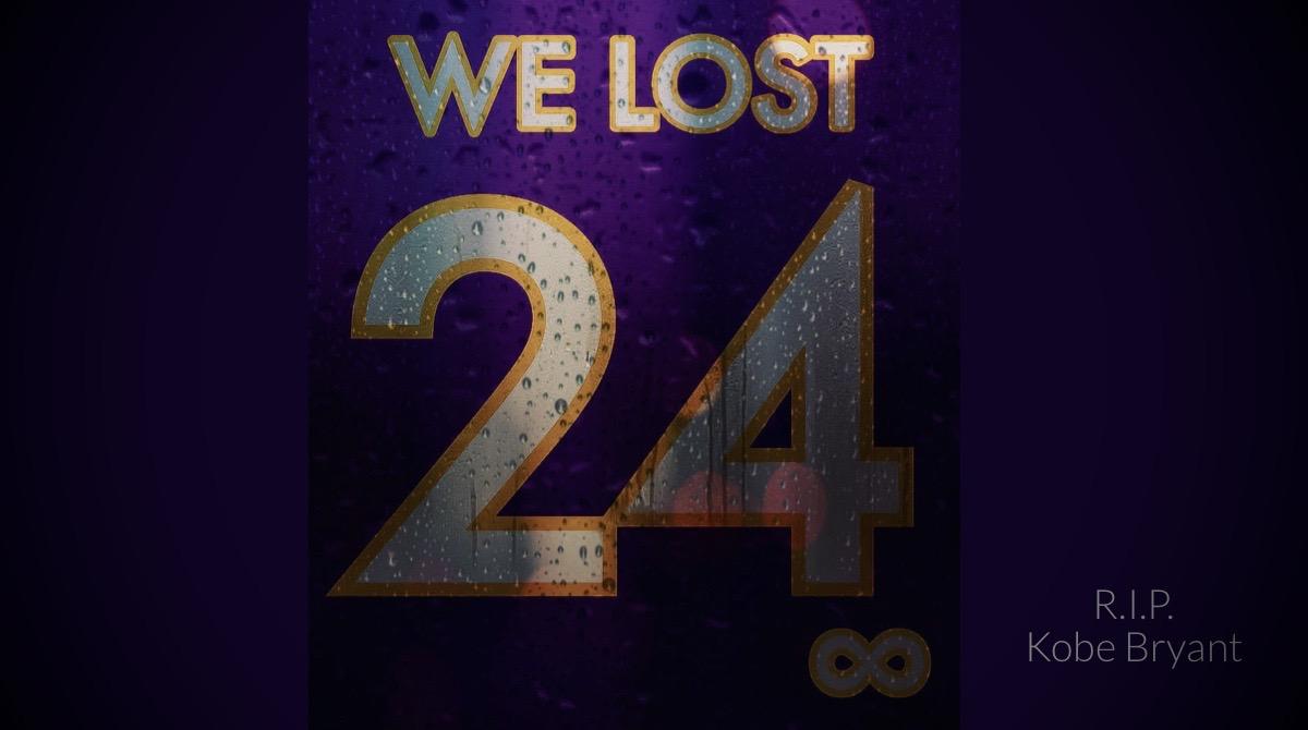 """コービー・ブライアント突然すぎる死。The World Lost """"24"""" ∞ #RIPKobe Bryant 世界の反応まとめ"""