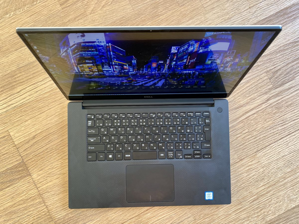 Dell New XPS 15 2019 model Dell notebook hands on Review 2020