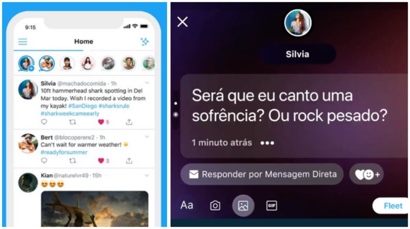 Twitter testing new feature Fleets that similar to Instagram Stories.Twitter New features/Updates Mar 5 2020