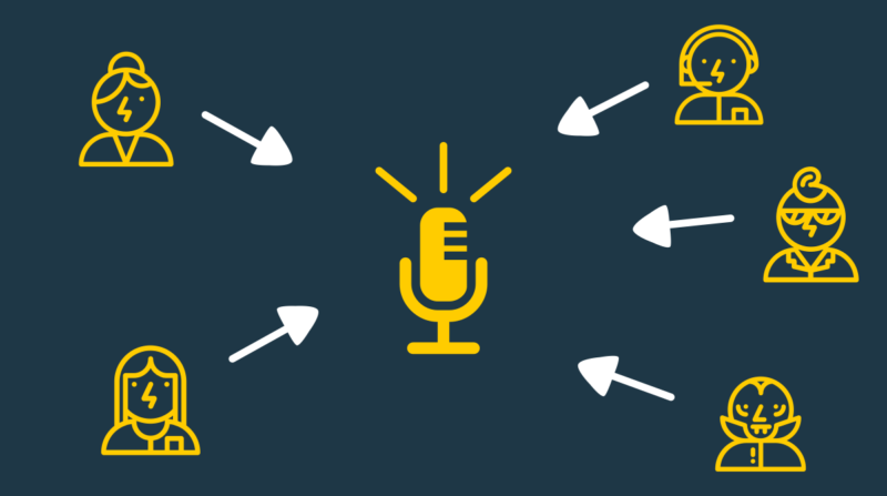 Radiotalk(ラジオトーク)最大5人でオンライン収録できる「リモートポッドキャスト」参加受付中!2020年4月