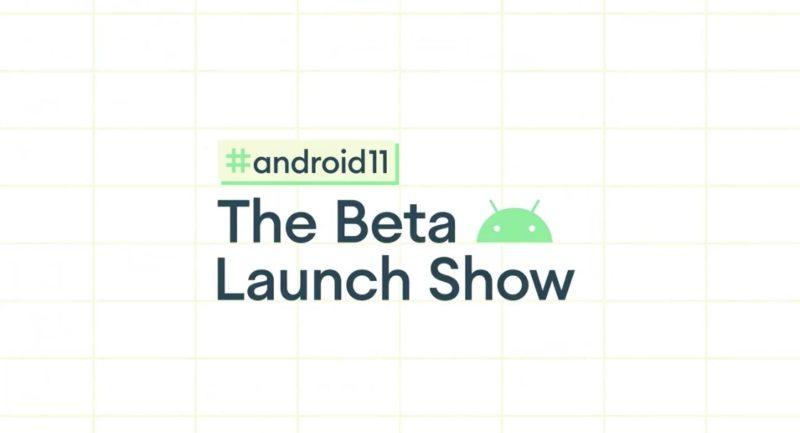 #Android11 The Beta Launch Show オンラインイベントが6月3日開催決定!Google最新ニュース 2020年5月7日