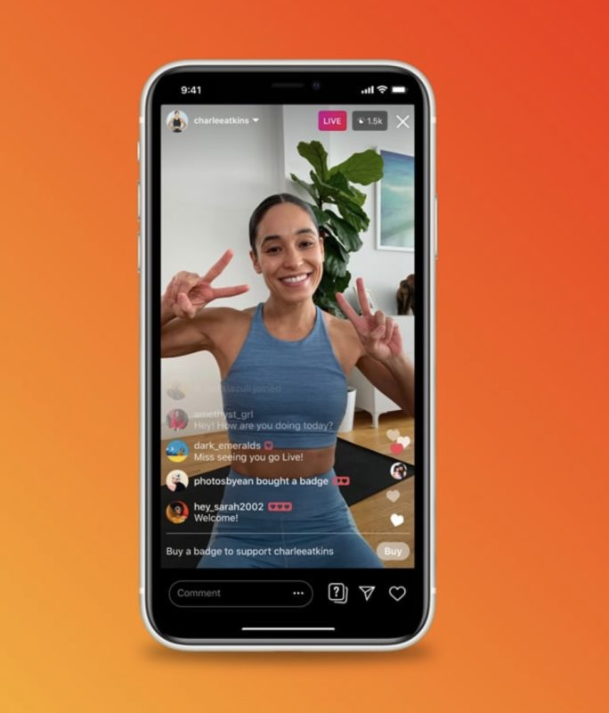 Instagram announces monetize features for creators!IGTV Ads/Live Badge/Live Shopping! Instagram business Latest News May 2020