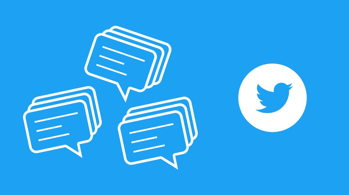Twitterに増加中の大量コピペツイートを非表示/制限?ツイッター最新ニュース 2020年8月