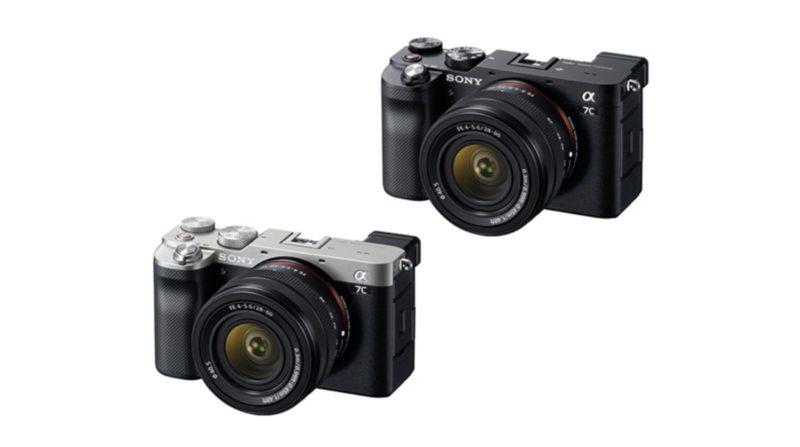 Sony α7C 9月18日予約開始。コンパクトなフルサイズミラーレス一眼。ソニーカメラ新製品 2020