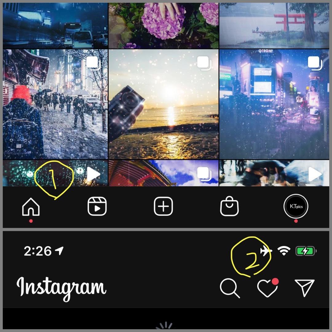 ハートと虫眼鏡がない。インスタリール専用タブとショップタブ登場!続・Instagramホーム/メニューデザイン変更 2020年9月最新ニュース