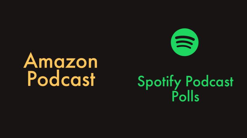 「Spotifyポッドキャストに投票機能」「Amazonポッドキャストでの配信方法」音声メディア最新ニュース 2020年9月