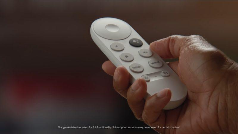 Chromecast with Google TV発表!リモコン付きYouTube/ネトフリ/アマプラ横断再生/Googleアシスタントも。グーグル新製品最新ニュース 2020年10月