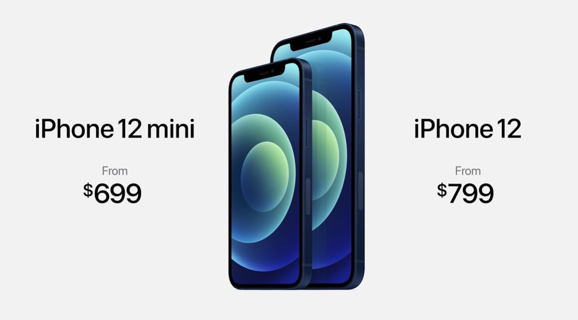 iPhone 12/iPhone12 Pro/Pro Max/12 mini/HomePod Mini発表!10月16日予約開始!Apple/iPhone最新ニュース 2020年10月
