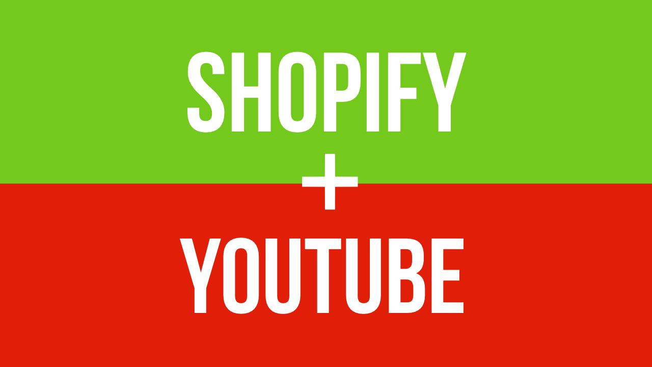 Shopify × YouTubeショッピング/商品販売機能がテスト中?YouTube最新ニュース 2020年10月