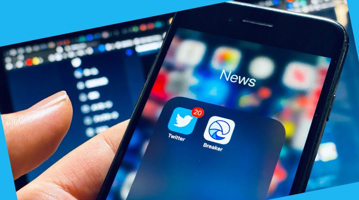 TwitterがポッドキャストアプリBreaker買収。1月15日閉鎖。音声メディア最新ニュース 2021年1月