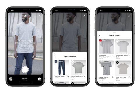 インスタショップに類似製品の画像(カメラ撮影)検索「ビジュアルサーチ」?Instagram新機能 最新ニュース 2021年6月