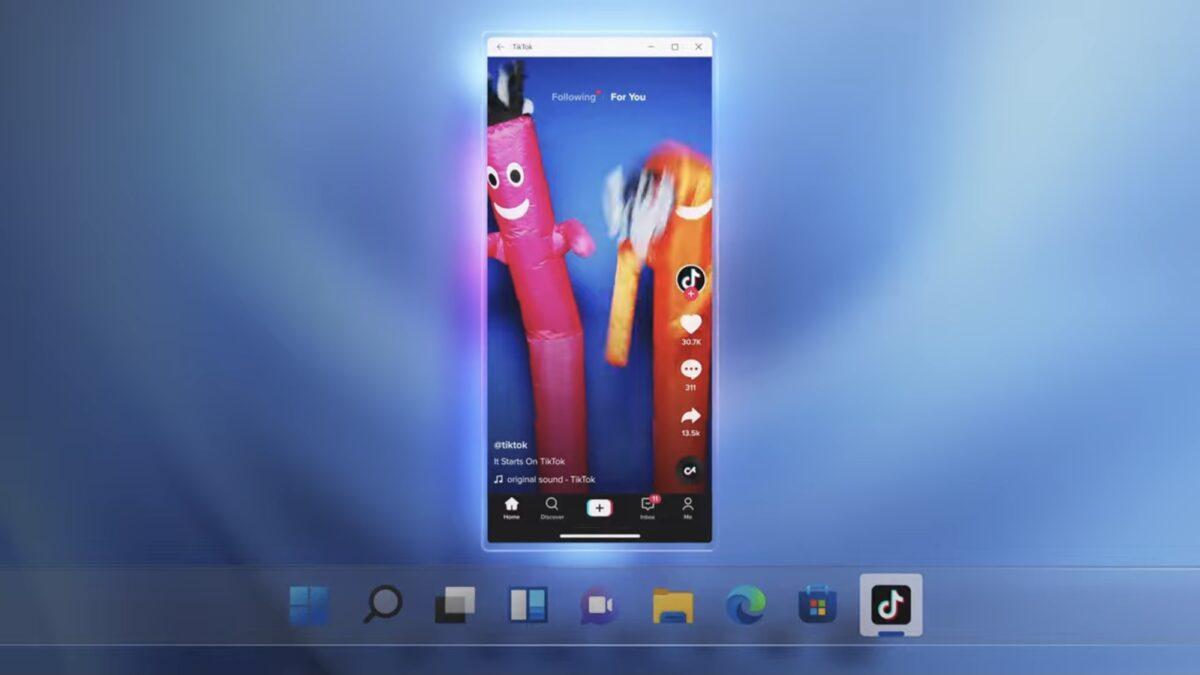 Windows 11発表!特徴/新機能は?廃止機能は?タッチ操作に特化!Androidアプリが動く!Microsoft Live Event 2021